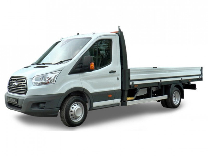 Ford Transit Tipper Car Hire Deals